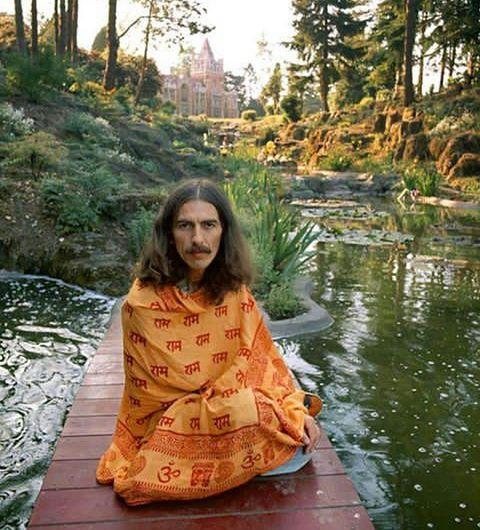 George Harrison, 1975, photogra - ivicacapan | ello