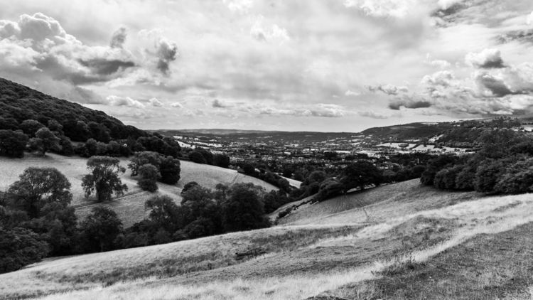 Sugar Loaf - 2, photography, blackandwhite - davidhawkinsweeks | ello