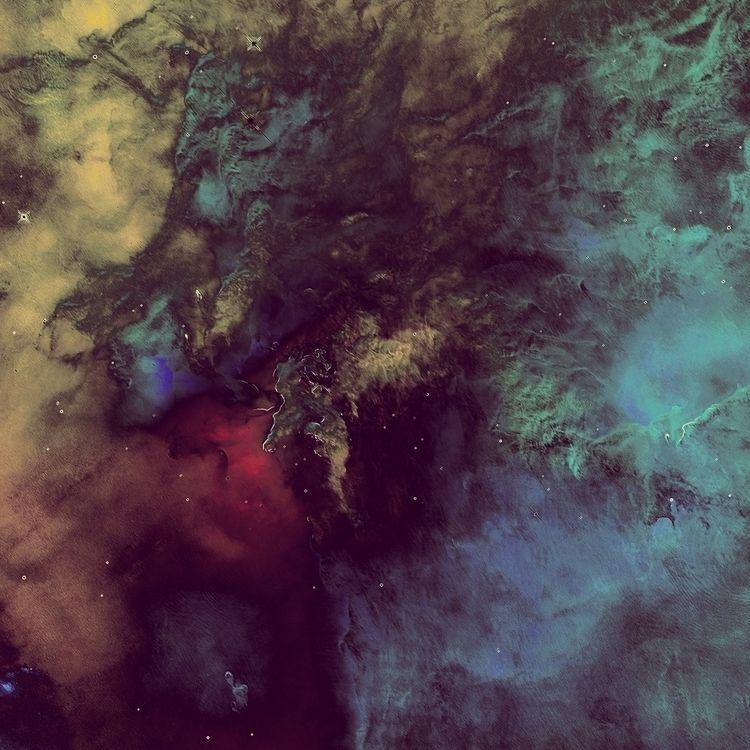 Artist: Dan Lizard Title: Space - feuersteinrecords | ello