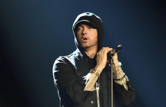 Eminem delivered surprise album - thissongissick | ello