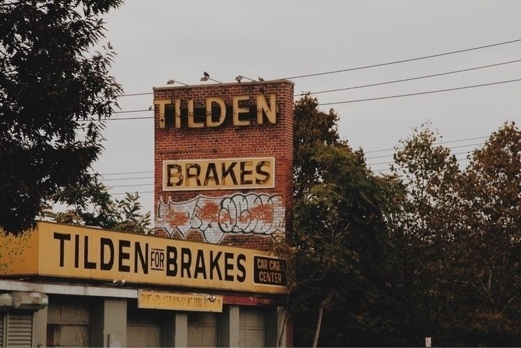 Tilden Brakes Photo Trevor Brow - trevor_brown_artist | ello