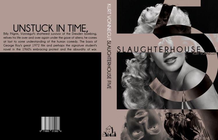 Slaughterhouse 2010. Book Cover - mlledarcel | ello