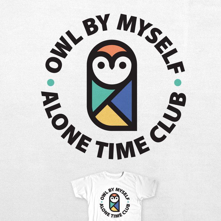 logo challenge submission - Owl - gintron | ello