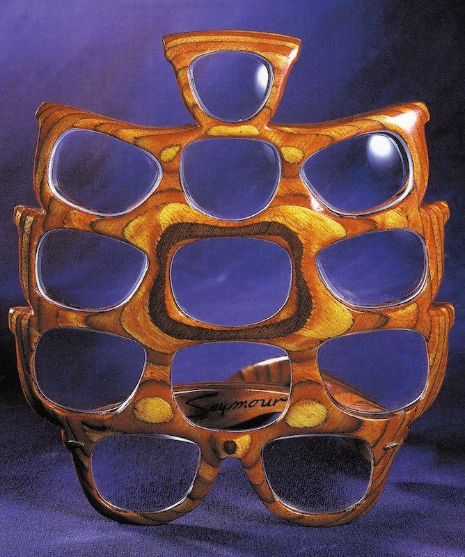 Seymour Glasses(Plywood, glass  - dirkmarwig | ello