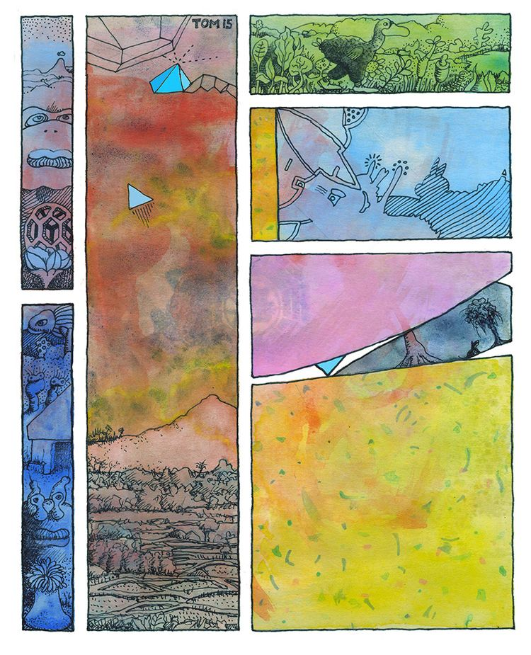 landscapes - einsiedler | ello