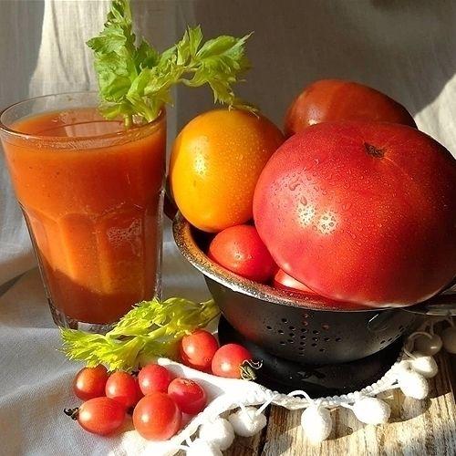 Good morning :) season tomatoes - grabatdot | ello