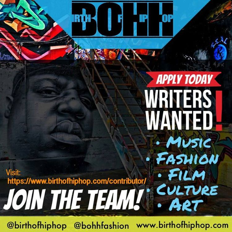 Birth Hip Hop contributor. mind - birthofhiphop   ello