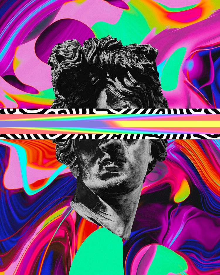 • Stetic Instagram Prints - Abstract - dorianlegret | ello