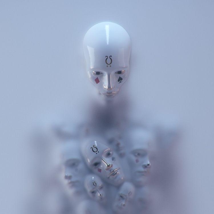 untitled 01 - 3d, digitalart, illustration - darioveruari | ello