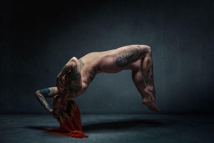 """Weightless"" — Photographer: Ma - darkbeautymag | ello"