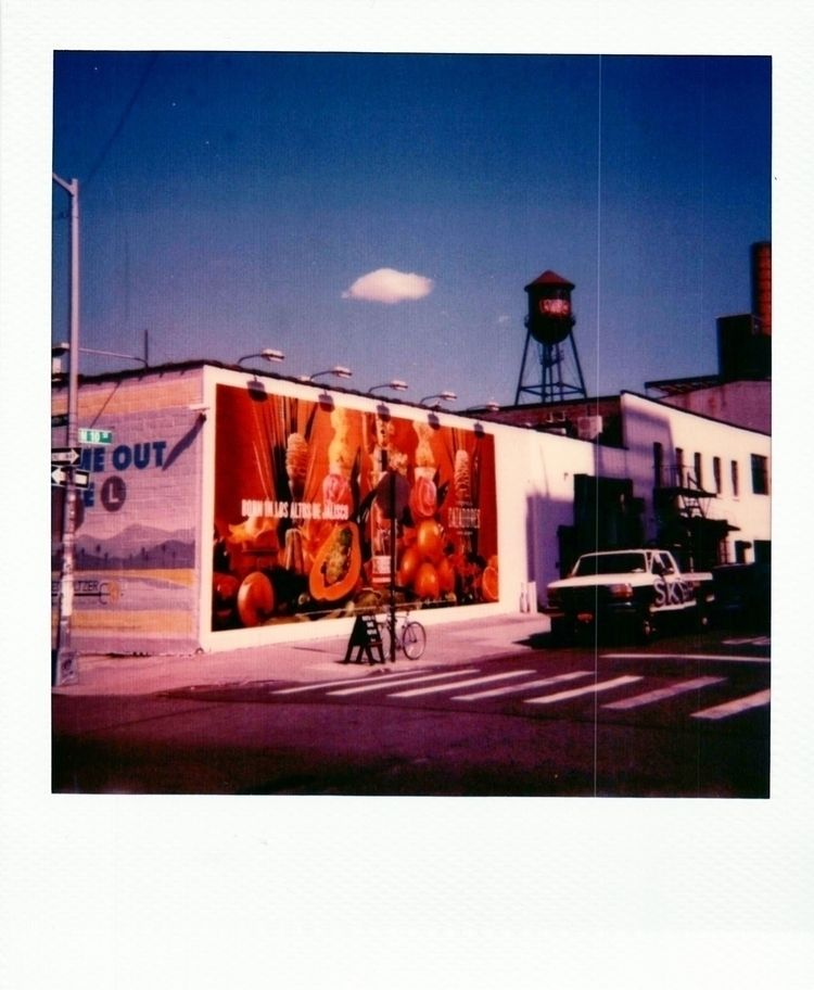 White Cloud - polaroid - rombat | ello