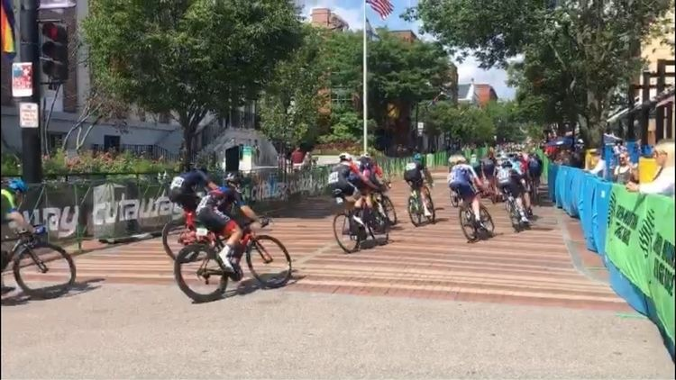Burlington Crit. Stage 4 Cat 2s - kagan1 | ello