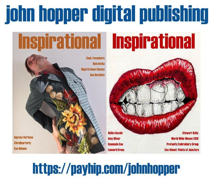 JOHN HOPPER DIGITAL PUBLISHING  - johnhopper | ello