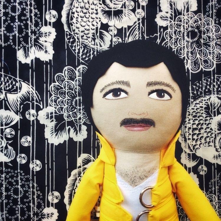 Happy Birthday Freddie - FreddieMercury - alittlevintagedoll | ello
