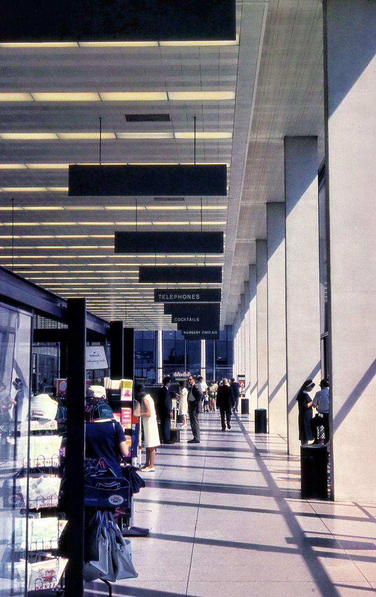 Airport • Late 60s - capnvideo   ello