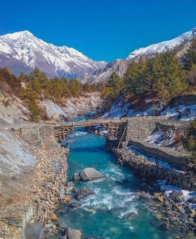Annapurna circuit trek popular  - glorioushimalaya | ello