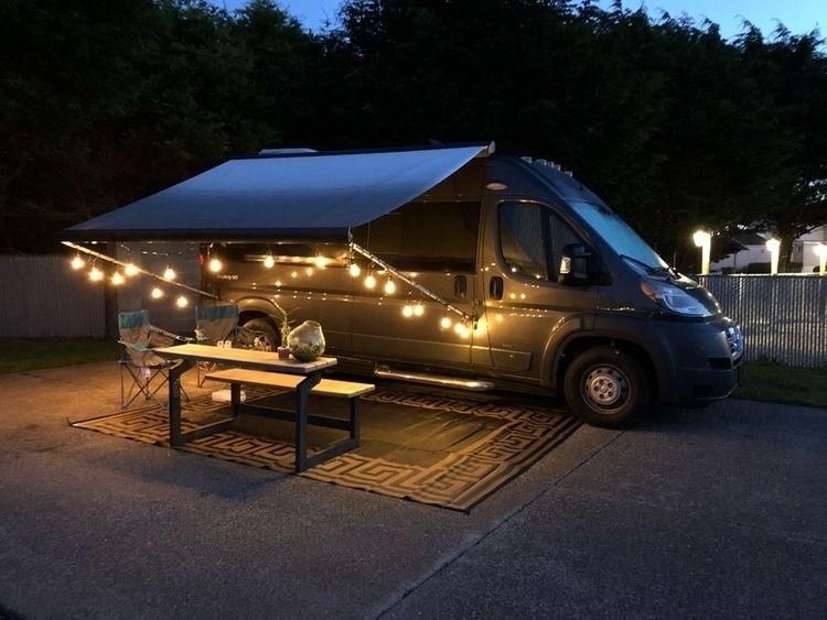 night sleeping RoadTrek! Lincol - loganlynn | ello