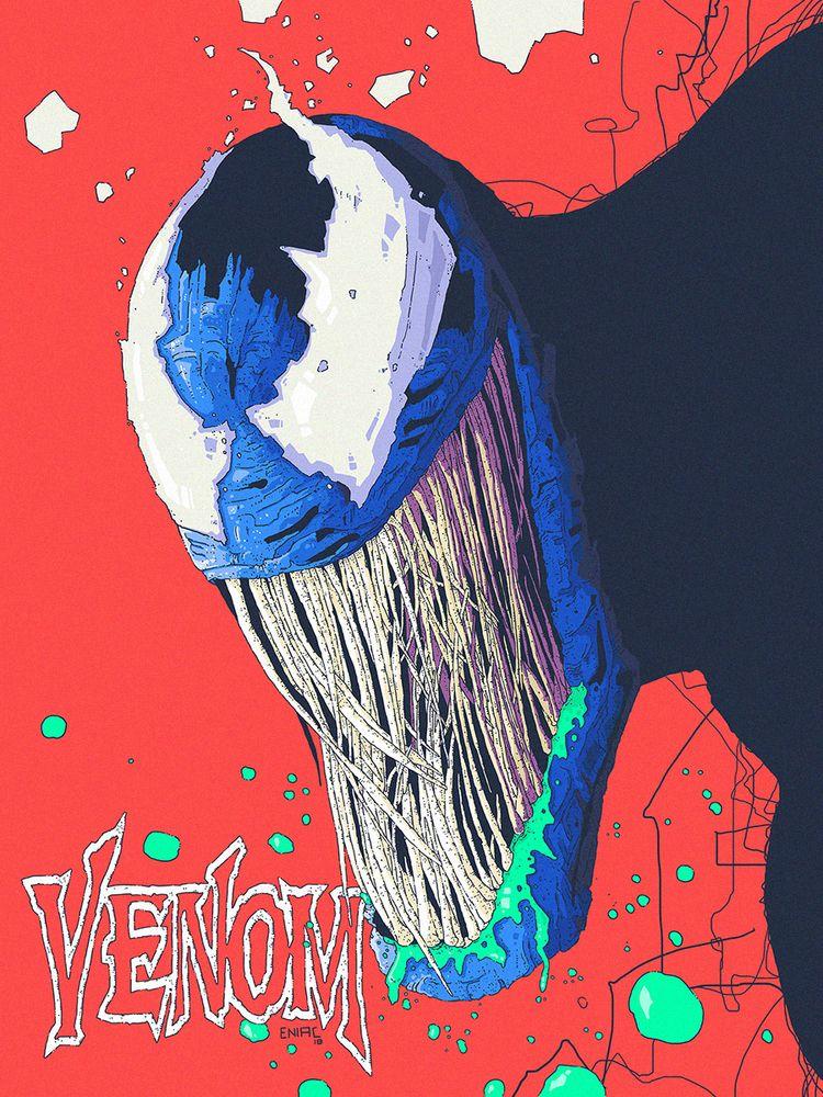 Venom - TalenthouseArtist - artereniac | ello