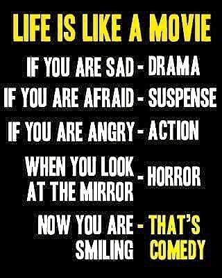 Life, Movie, LifeIsLikeAMovie - vicsimon   ello