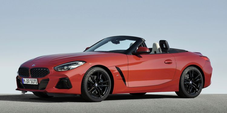 BMW Z4 Roadster sounds familiar - evlear | ello
