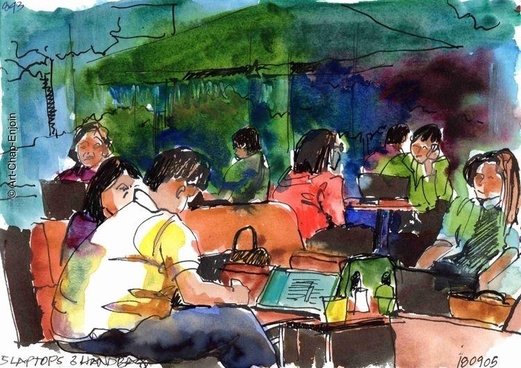 843 - 5 laptops 3 handbags quic - artchapenjoin | ello
