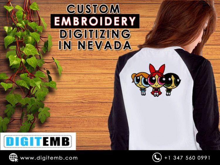 Custom Embroidery Digitizing po - nancywilliams1 | ello