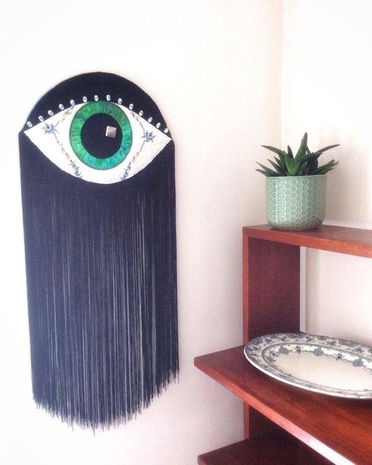 insitu, eye, wallhanging, newinstore - alittlevintagedoll   ello