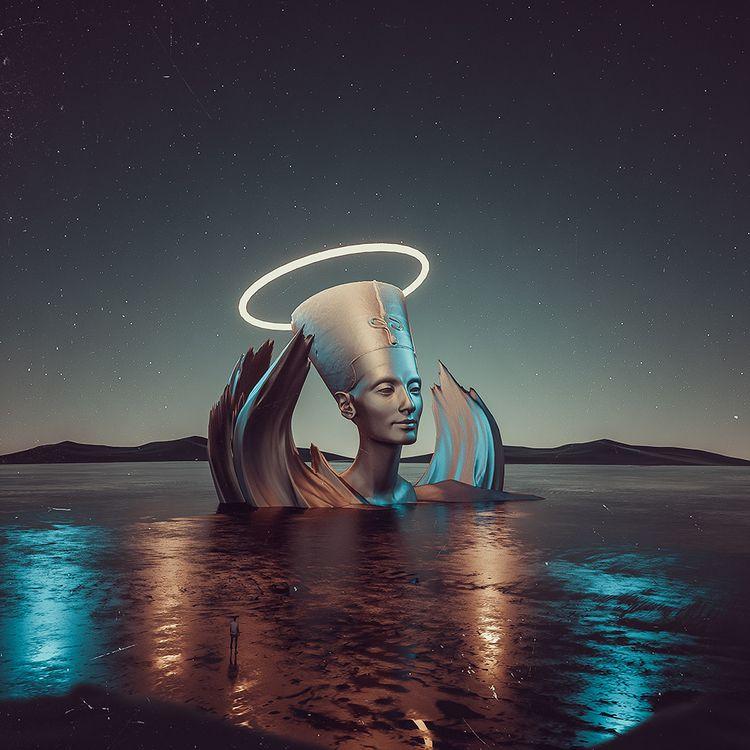 Infinity Experiments Amr Elsham - hereforthecolor   ello