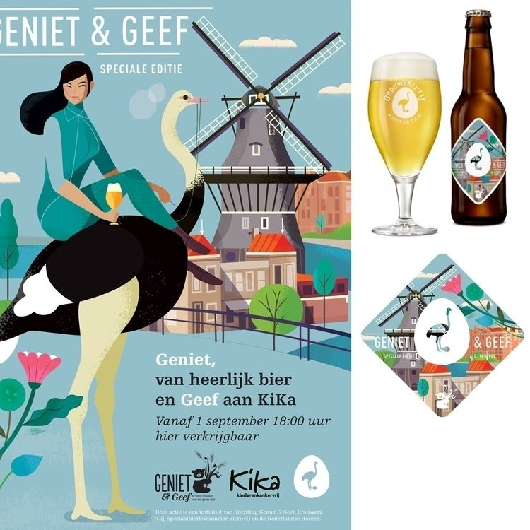 Brouwerij geniet geef beer incr - studiogarcia | ello