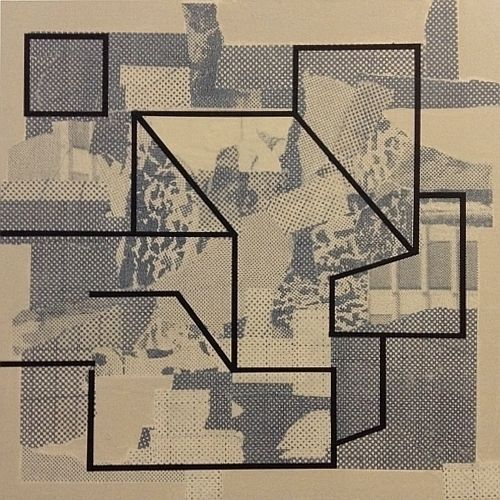 Black Lines Collage - marcandrejodoin | ello
