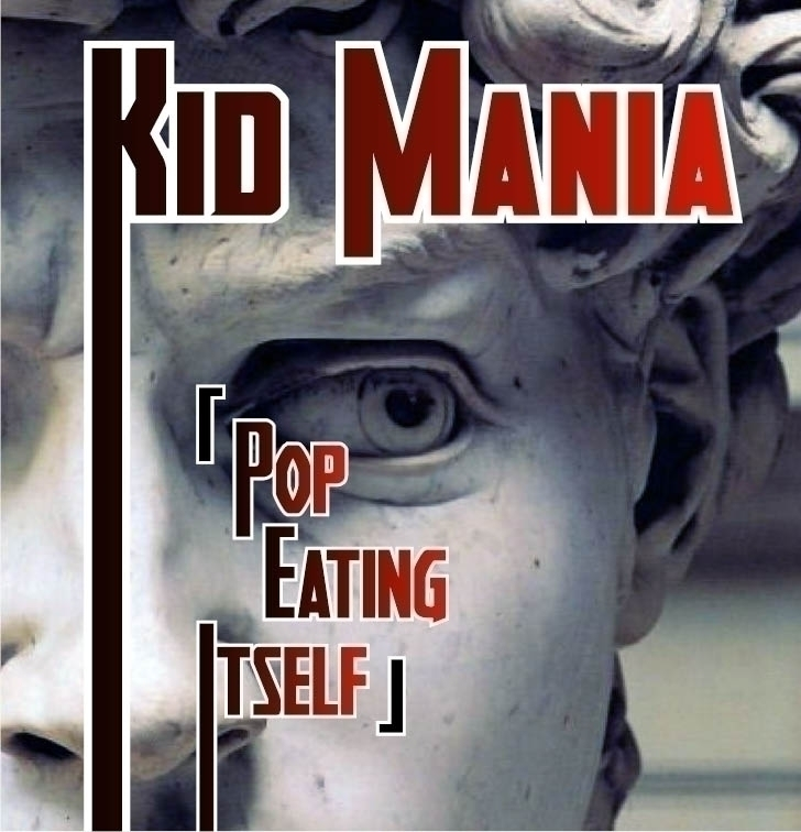 KID MANIA 『POP EATING BANDCAMP - cold6001 | ello