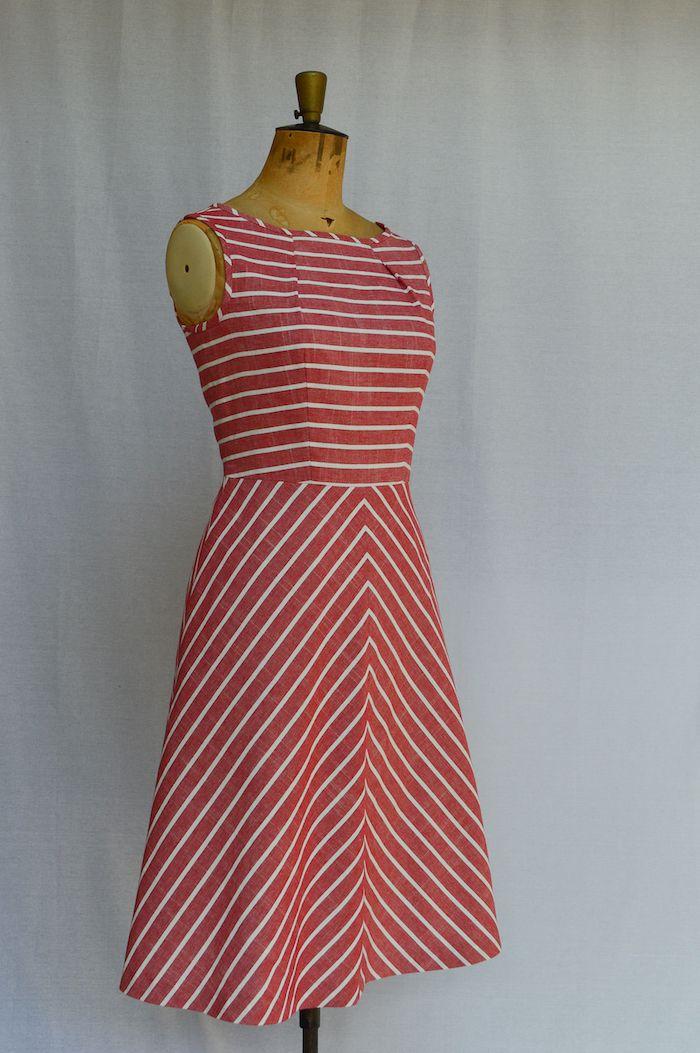 sewing Barcelona PDF dress patt - mavenpatterns | ello