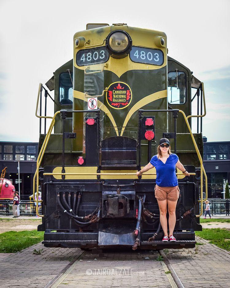 Toronto Railway Museum dedicate - jairoalzate | ello