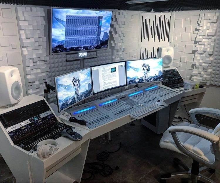 control room Version Talla3Prod - talla3 | ello