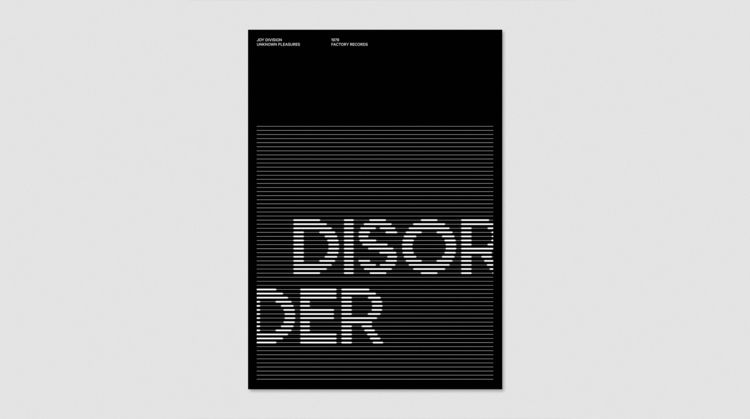 DISORDER, tribute Joy Division  - horaciolorente | ello