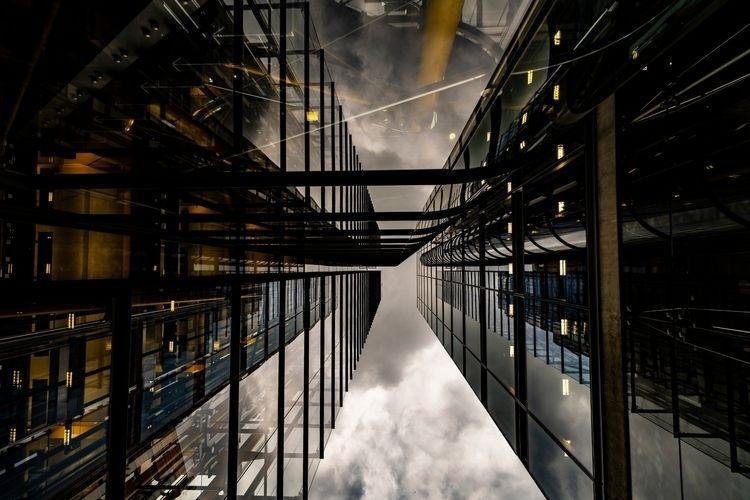 Surreal London...smoke mirrors  - notabene | ello