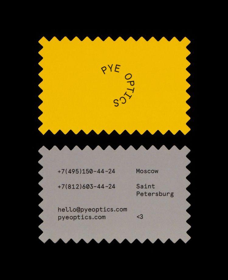 Business card full set identity - facultativeworks | ello