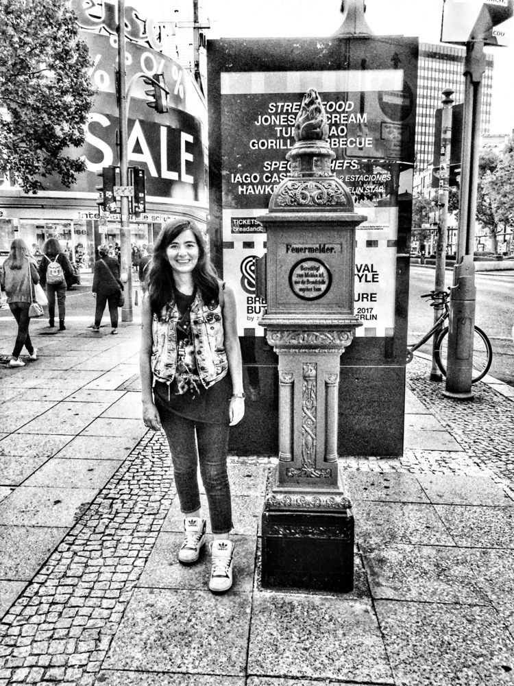 Mail Box, Berlin  - mailbox, kadewe - renspacemadness | ello