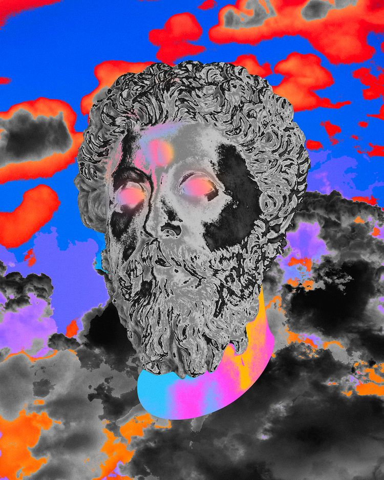 • Marc Instagram Prints - Abstract - dorianlegret | ello