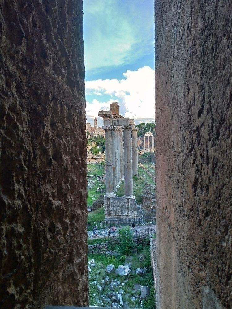 Roma dai musei Capitolini - Roma,#ForiImperiali - alfio_1979   ello