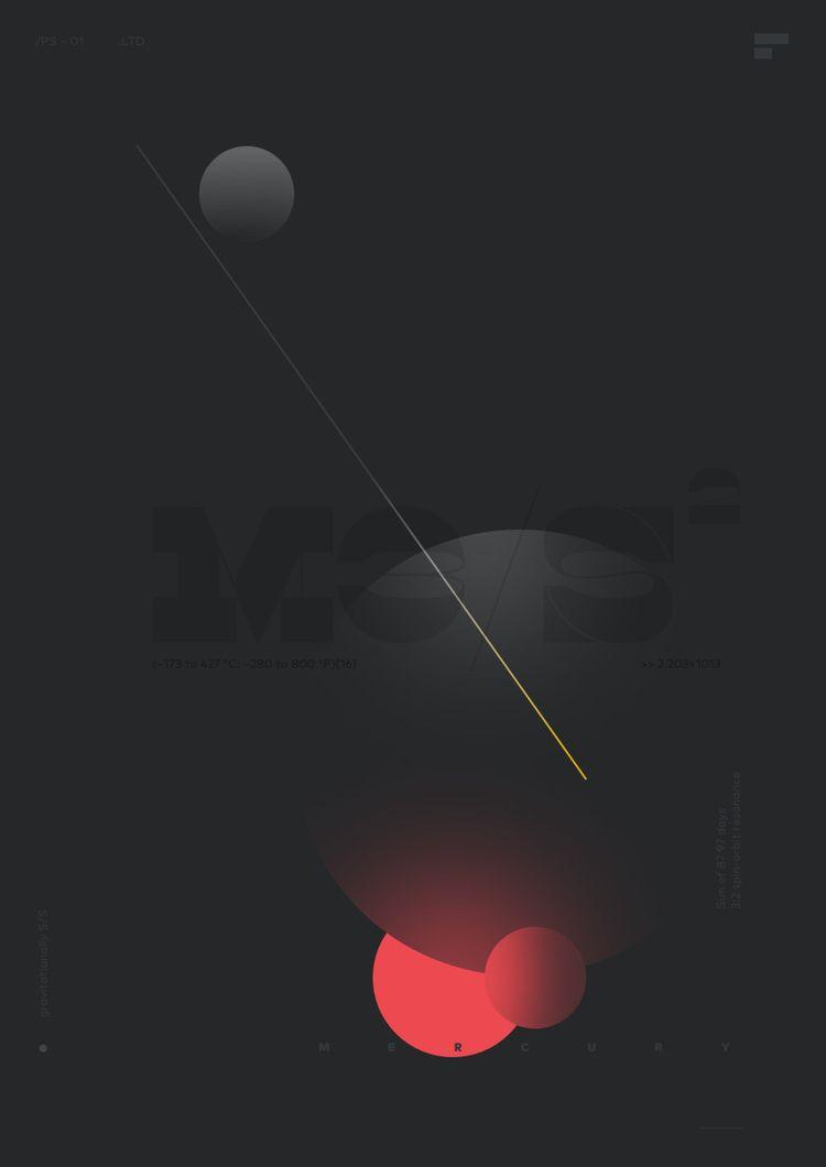 /PS .01 gravitationally - poster - flekich | ello
