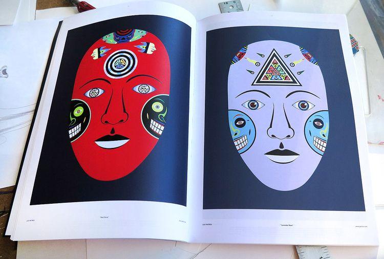paintings published  - patrou | ello