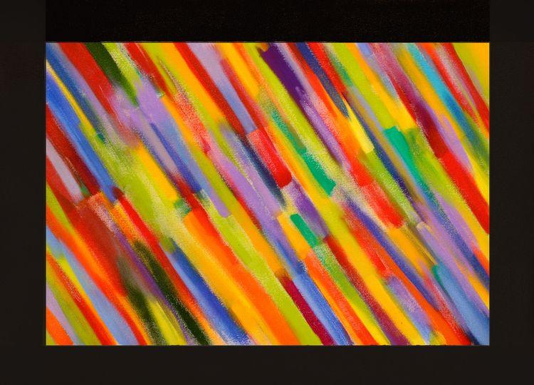Panel Acrylic canvas 440 grams  - nelsonmartins | ello
