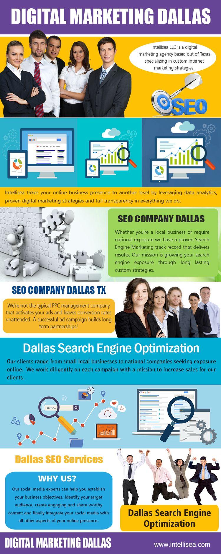 SEO Dallas TX | intellisea.com  - professionalseoservices | ello