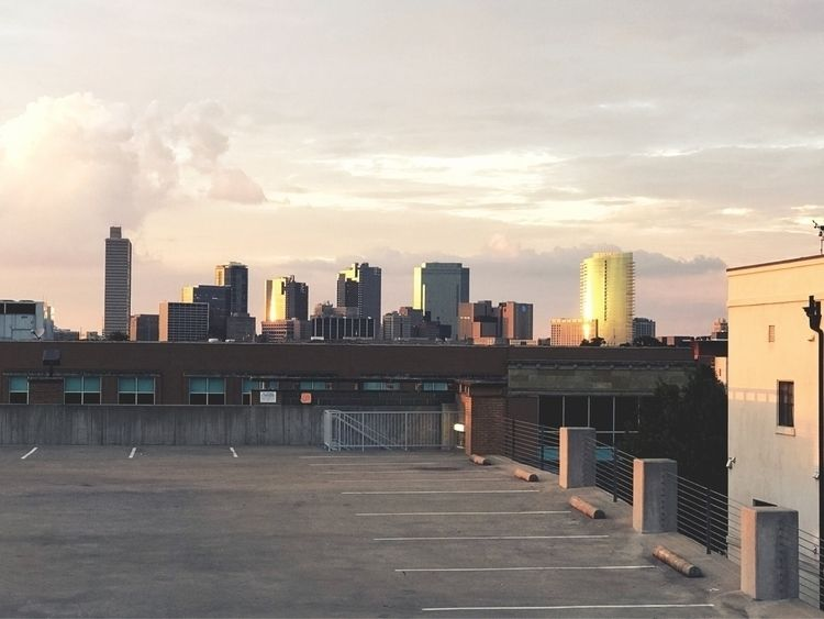 View downtown Fort Worth Souths - kellysilva | ello