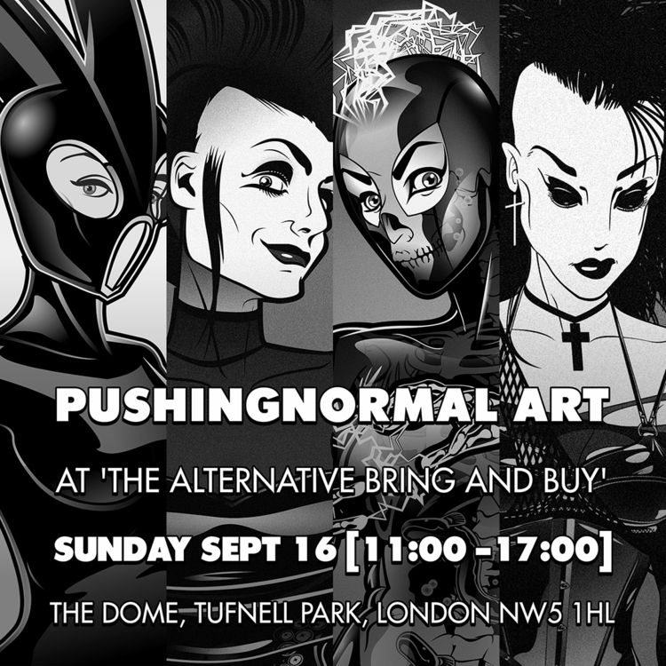 Tomorrow Alt' Bring Buy Tufnell - pushingnormal | ello