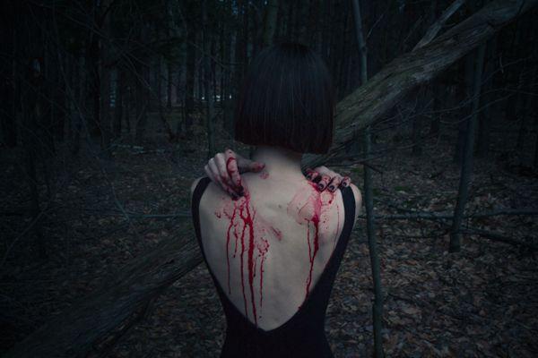 Jessi II, 2012 - blood, fall - mlledarcel | ello