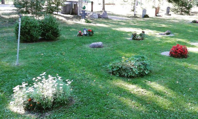 Blomsterprakt kvarter 70 ... Ho - skogskyrkogardar | ello