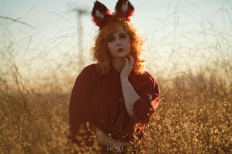 Red Fox caught wild  - photography - howlofdawn | ello