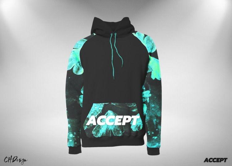 ACCEPT 2 apparel concept Die Hi - chdesignchris | ello